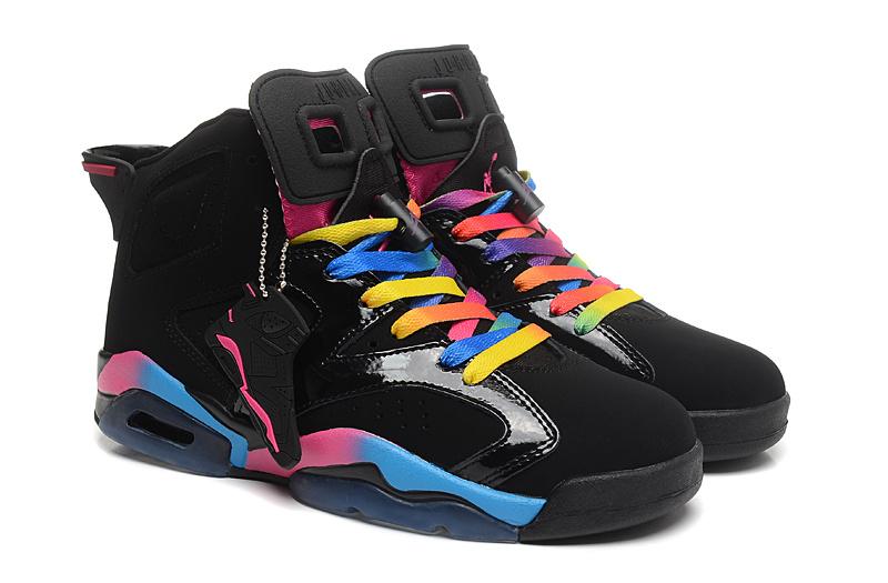 Air Jordan 6 Homme Femme Jordan Meilleur Chaussure Air Jordan 6 Retro Pas Cher Noir Rouge Homme Basket